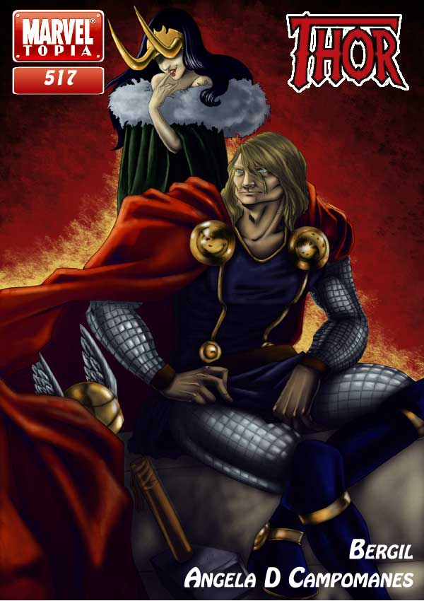 517 Best Images About 4th Of July Nail Art On Pinterest: MarvelTopia: Thor #517